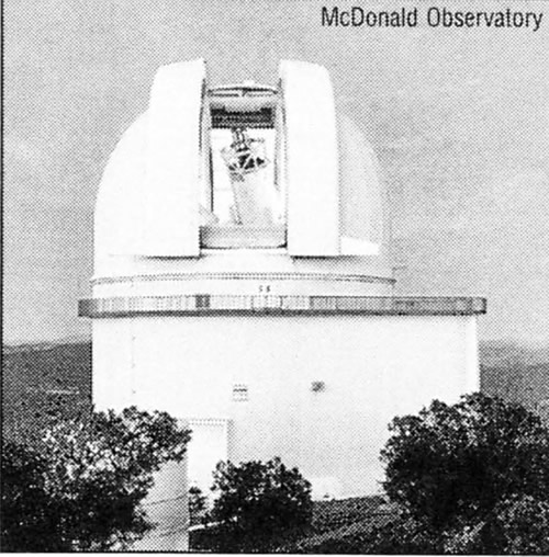 2.7-метровый телескоп им. Харлана Смита