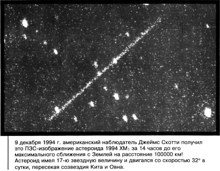 Астероид 1994 XM1