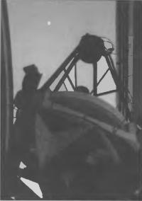 Автоматизированный телескоп KAIT готовится к наблюдениям