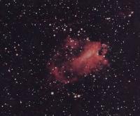 Диффузная туманность Омега М17