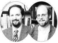 Джеффри Мареи (слева) и его аспирант Пол Батлер