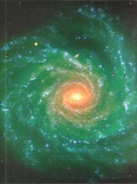 Фото галактики NGC 1232