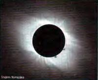 Фото солнечного затмения