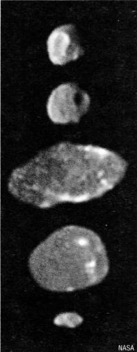 Фото спутников Юпитера