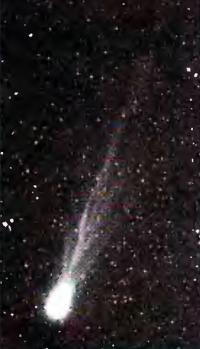 Фотография кометы