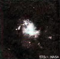 Галактика NGC 1313