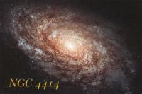 Галактика NGC 4414