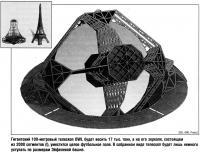 Гигантский 100-метровый телескоп OWL