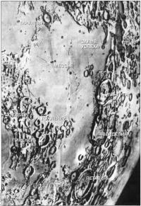 Карта моря Изобилия