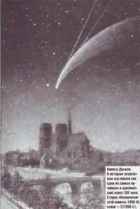 Комета Донати