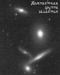 Компактная группа галактик