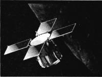 Космический аппарат NEAR