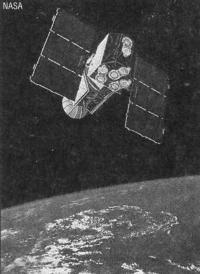 Космический ультрафиолетовый телескоп EUVE