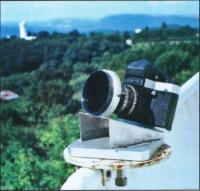 Крепление фотокамеры для съемки аналеммы