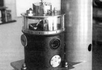 Механизм часового привода с центробежным регулятором