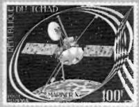 Межпланетная станция Маринер-10