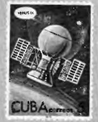 Межпланетная станция Венера-9