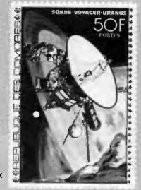 Межпланетная станция Вояджер-2