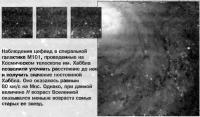 Наблюдения цефеид в спиральной галактике М101