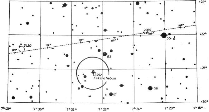 NGC 2392 Эскимос