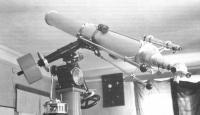 Общий вид трубы со стороны окулярной части