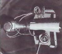 Окулярная часть 320-мм телескопа с электрогрелками для окуляров и искателей
