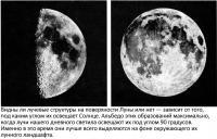 Освещение Луны Солнцем