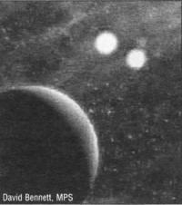 Планета у двойной системы