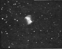 Планетарная туманность Гантель (М27)