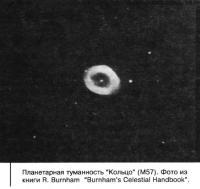Планетарная туманность Кольцо (М57)