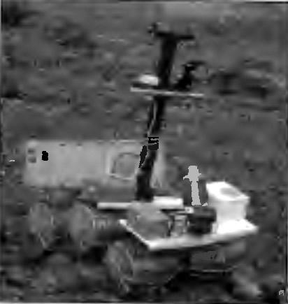Планетоход-робот NASA