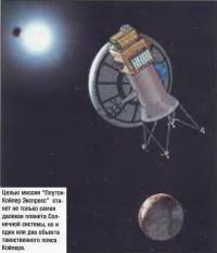 Плутон-Койпер Экспресс