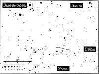 Покрытие звезды астероидом