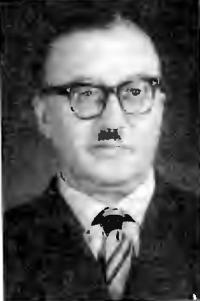 Профессор Б. А. Воронцов-Вельяминов (1904-1994)