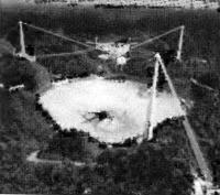Радиотелескоп Аресибо