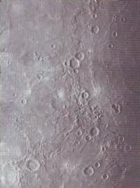 Равнина Жары на Меркурии
