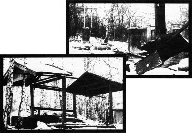Разрушенная обсерватория