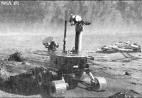 Рисунок марсохода