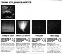 Съемка неподвижной камерой