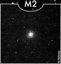 Шаровое скопление М2