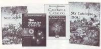 Современные каталоги незвездных объектов, выпускаемые для любителей астрономии