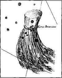 Созвездие Волосы Вероники