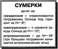 Сумерки