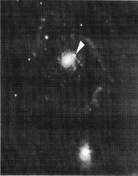 Сверхновая в М51