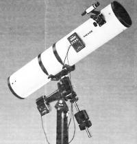 Телескоп оснащенный системой Магеллан