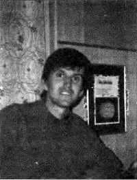 Тимур Крячко в редакции журнала