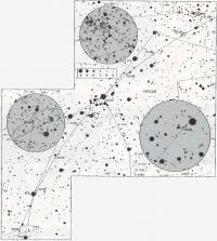 Трек астероида Ганимед