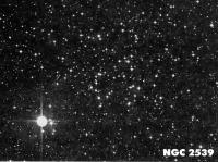 Туманность NGC 2539