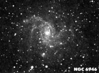Туманность NGC 6946