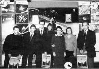 В музее РКК Энергия